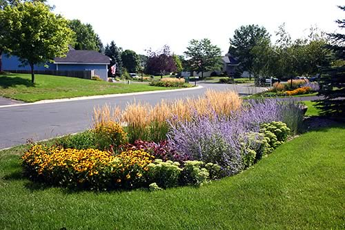 Sustainable Landscaping by Creative Touch Landscaping Services