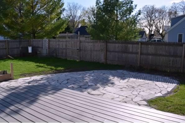 landscape porfolio - after patio