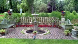 landscape porfolio - pavers