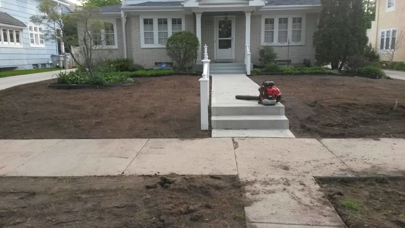 landscaping portfolio new gardens - Creative Touch Landscape Services