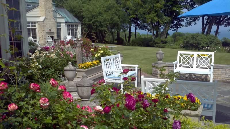landscaping portfolio patio garden - Creative Touch Landscape Services